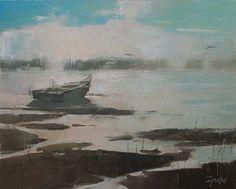 Quiet Waters, 8x10, Oil.jpg