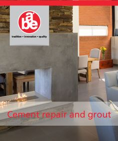 Ready-to-use Portland cement and grout are used for concrete bedding, repairing and grouting for commercial and residential applications. Also gets used for aesthetic and decorative opportunities. Grouting, Portland Cement, Concrete, Bedding, Commercial, Construction, Home, Decor, Building