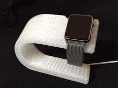 Apple Watch U-Shaped Stand by henrykso