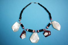 @BlackCoral4you Black Coral-Zuni Spiny Oyster-Mother of Pearl and Sterling Silver / Coral Negro-Spondylus-Madre Perla y Plata de Ley http://blackcoral4you.wordpress.com/