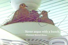 """Never argue with a hunch."" - Florence Scovel Shinn - YouKnow., LLC"