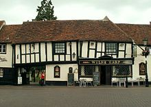 Waltham Abbey (town) - Wikipedia, the free encyclopedia