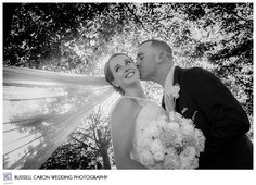 Erin and Rob at their Portland Maine wedding. Maine wedding photographers.