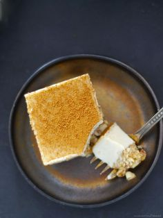 Raw Snickerdoodle Slice (Free From: gluten & grains, dairy, refined sugar)
