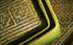 korean bamboo weaving craft