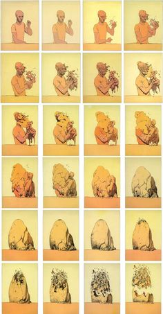 Moebius - Metamorfosi (da Il Fallico Folle)