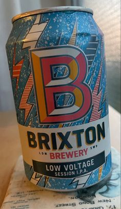 Mountain Dew, Brixton, Ipa, Energy Drinks, Brewery, Canning, Awesome, Home Canning, Conservation