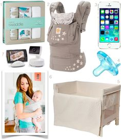 Gift ideas for friends:  Lauren's List: Baby Items I'm Glad I Bought & Ones I Wish I Hadn't | Apartment Therapy