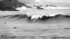 Guia de Surf SINDUSTRYSURF. Playa de Getaria. #surf #spots #sindustrysurf #davidgimeno