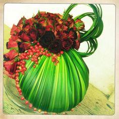 Eric Buterbaugh Flower Designs   He is a true artist - I am a big Fan !