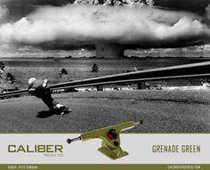 Grenade Green Ad