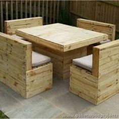 77 Easy and Smart Ways to Make Wood Pallet Furniture Ideas 46
