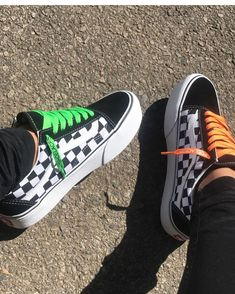 size 40 a759a 3d91f Vans Old Skool Primary Check Black White