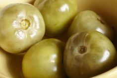 Homemade Sweet and Tangy Green Tomato Pickles Recipe