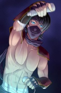 Armin (Episode Spéciale Halloween 2012)