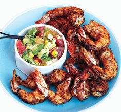 Blackened Spicy Shrimp
