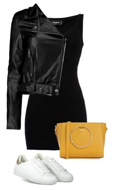 """#237"" by mintgreenb on Polyvore featuring Dsquared2 and Boohoo"