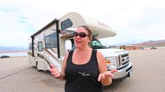 RV Walkthrough - #BenderGoRVing - Want to see what's inside a RV rental?  Come take a peek.