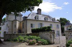 Jardins et château de La Muette Largny-sur-Automne (Aisne) - Picardie