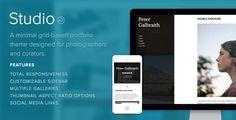 Studio - Wordpress Themes