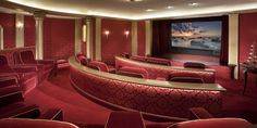 Theatres At Home On Pinterest Home Theaters Home Theater Design And