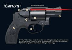 This is what I decided on: BODYGUARD® 38  The first in personal protection with integrated lasers, the Smith & Wesson BODYGUARD is uniquely engineered as the most state-of-the-art, concealable and accurate personal protection possible. Lightweight, simple to use and featuring integrated laser sights – nothing protects like a BODYGUARD. Get one and carry more confidently, walk more confidently.