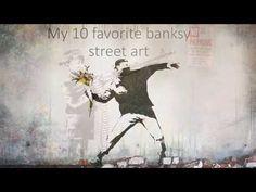 Best of banksy street art - YouTube