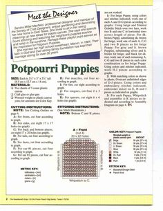 Potpourri Puppies 2/3