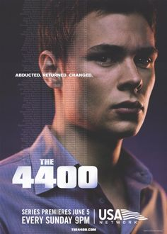 The 4400-- stop what you are doing.  go on netflix.  watch this show.  its worth it