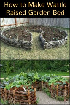 Raised garden beds make gardening easier for planting weed control and harvesting Choose from over 20 styles of raised beds and complete garden bed kits or learn how to build your own cedar redwood or recycled plastic garden bed or planter #