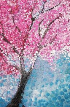 Fleeting and beautiful cherry blossoms are always in bloom in this eye-catching canvas print. Spring is almost here, add this print to your home or office! Available in multiple sizes. Free shipping worldwide!