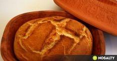 Házi fehér kenyér 11. -  Pataki tálban recept képpel. Hozzávalók és az elkészítés részletes leírása. A házi fehér kenyér 11. -  pataki tálban elkészítési ideje: 75 perc Pastry Recipes, Bread Recipes, Cooking Recipes, Hungarian Recipes, Bread And Pastries, Pressure Cooker Recipes, Sweet Bread, No Bake Cake, Baked Goods