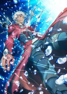 Fate/Stay Night - Archer by うらこ - Like Father Like Son Fate Stay Night アーチャー, Yowamushi No Pedal, Anime Manga, Anime Art, Fate Archer, Archer Emiya, Fate/stay Night, Shirou Emiya, Fate Characters