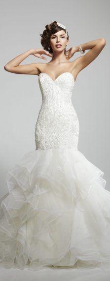 Matty 2016 by Matthew Christopher Bridal Collection - Naomi Wedding Dress