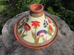Tajine - motif floral