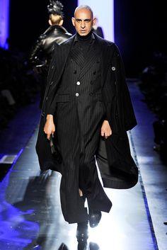 Jean Paul Gaultier Fall 2011 Couture Fashion Show - Tanel Bedrossiantz