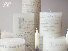 tutorial for candles