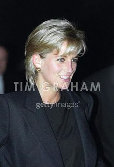 1997 03 10  As its patron, Diana visits Centrepoint to see The Cold Weather Project for homeless young people in Kings Cross