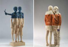 Willy Verginer - Italian Sculptor - Contemporary Artist - Figurative & Surrealism