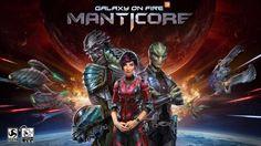 Galaxy on Fire 3: Manticore, lo sparatutto spaziale arriva su Android