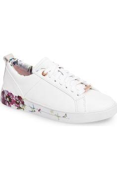 TED BAKER Barrica Sneaker (Women). #tedbaker #shoes #