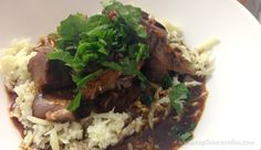 Le Kale, Eggs and Apple Teriyaki Marinade, Clean Recipes, Pulled Pork, Kale, Eggs, Beef, Ethnic Recipes, Food, Shredded Pork