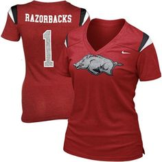 Bought this yesterday and it's my new favorite Razorback shirt!