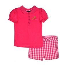 "Coogi ""CG Prep"" 2-Piece Outfit (Sizes 12M - 24M) $15.99"