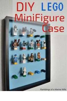DIY Lego Minifigure