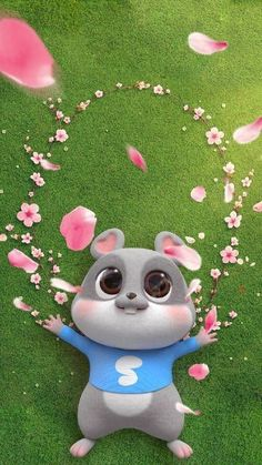 Rabbit Wallpaper, Chibi Wallpaper, Disney Phone Wallpaper, Kawaii Wallpaper, Animal Wallpaper, Cool Wallpapers For Phones, Cute Cartoon Wallpapers, Cute Photos, Cute Pictures