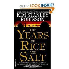 The Years of Rice and Salt: Kim Stanley Robinson: 9780553580075: Amazon.com: Books