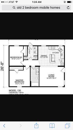 Champion & Redman Manufactured & Mobile Homes | Floor Plans | Pinterest