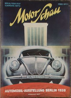 We've all encountered the Volkswagen Beetle at some point in our lives: Like Zelig, or Forest Gump, the car has been present (and photographed) in many o...