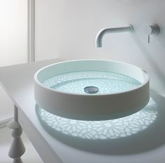 futuristic-looking sink!
